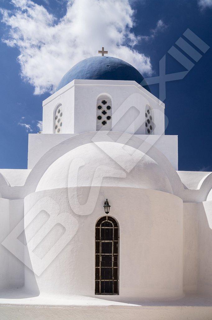 Santorin (Cyclades Grèce)